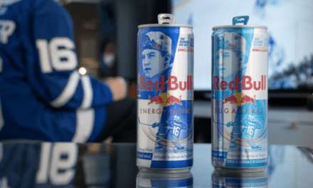 THE MITCH MARNER RED BULL SIGNATURE CAN RETURNS TO ONTARIO
